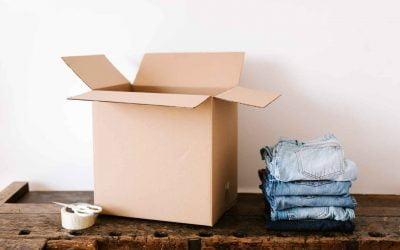 Opruimen of verhuizen?